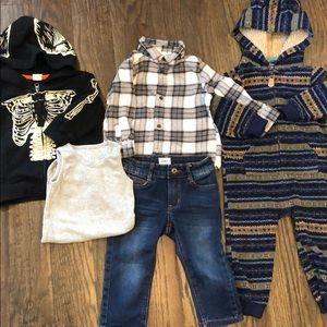 Hudson jeans baby boy bundle